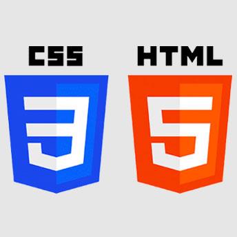 icone html/css